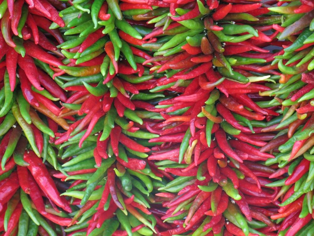 Christmas Chilis